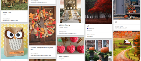 pinterest board fall