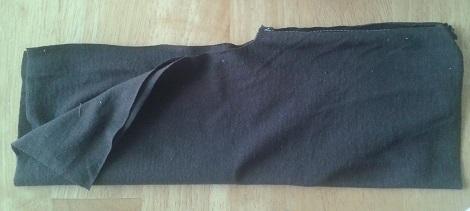 t-shirt to ruffle pants 05