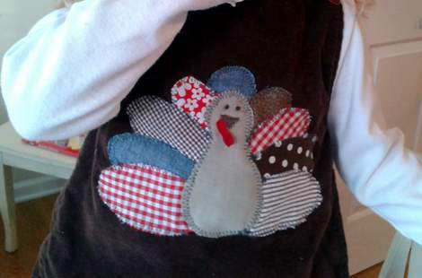 08 turkey shirt done wearing