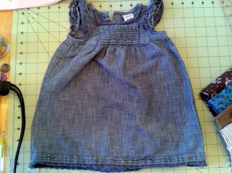 blue ppl skirt birdie shirt 02