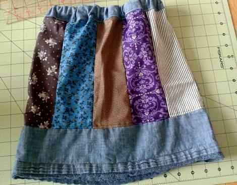 blue ppl skirt birdie shirt 07