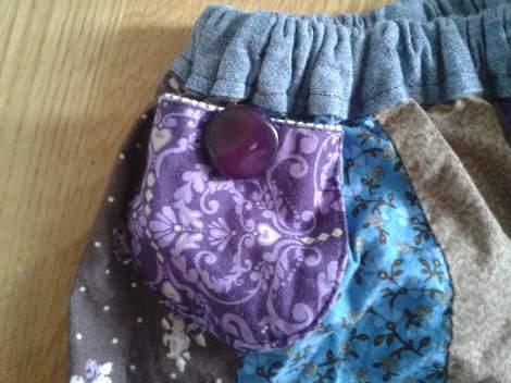 blue ppl skirt birdie shirt 11