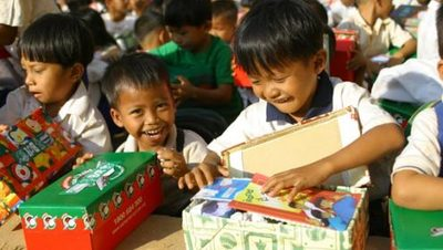 operation christmas child photo 1