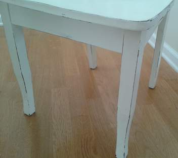 sanded chair 3
