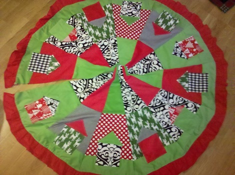 001 tree skirt all done'