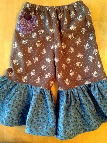 bird shirt ruffle pants 02