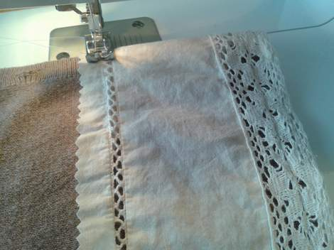 lace and cardi upcycle love 11
