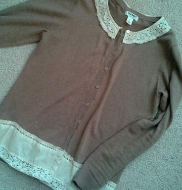 lace and cardi upcycle love 13