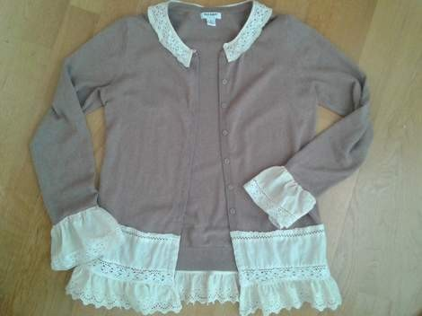 lace and cardi upcycle love 20