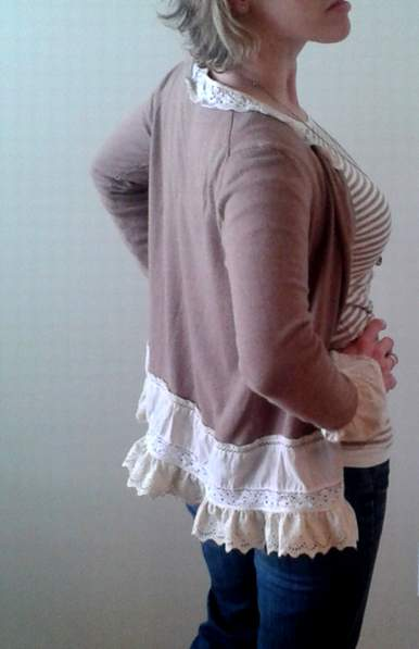 lace and cardi upcycle love 23