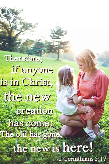 new creation 2 corinthians 5.17