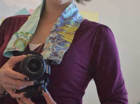 camera strap 13'