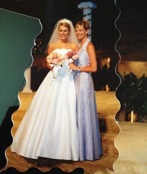 wear bridesmaid dress again 1 wedding