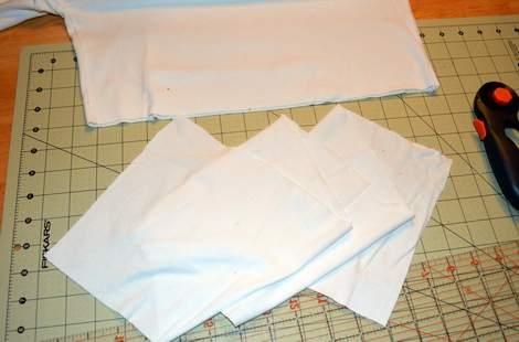 blue ombre ruffled tshirt 02
