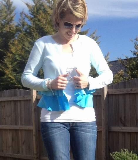blue ombre ruffled tshirt 09