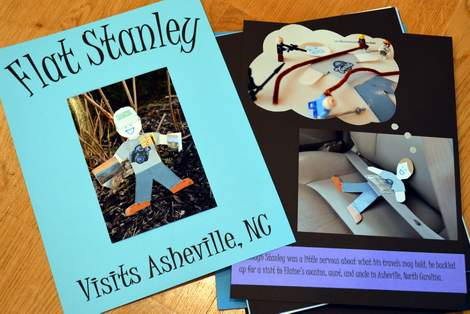 Flat Stanley 08'