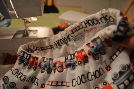train peek-a-boo ruffles skirt 11
