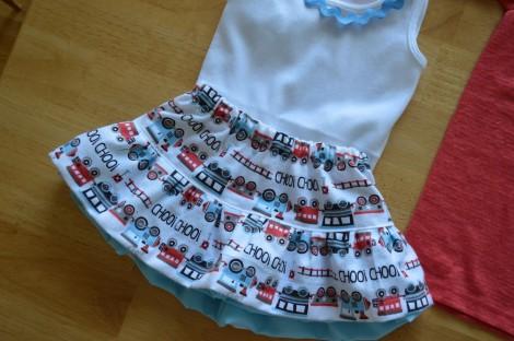 train peek-a-boo ruffles skirt 14