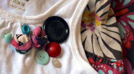 button shirt upcycle 01