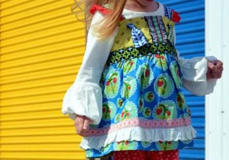matilda jane wonderful parade 07 sleeves detail