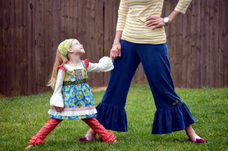 matilda jane wonderful parade 11 mommy & me