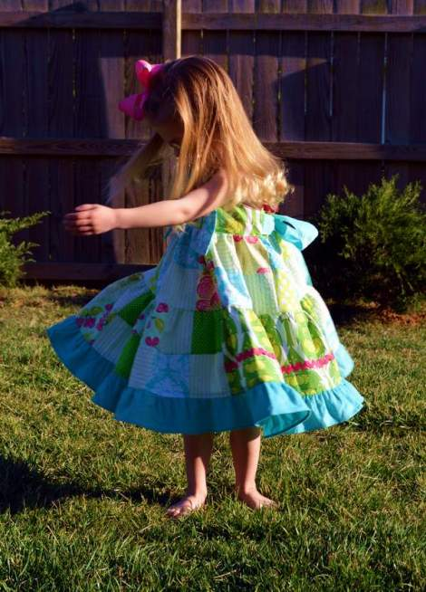 patchwork twirl dress 27