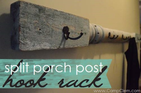 porch post hook rack 06