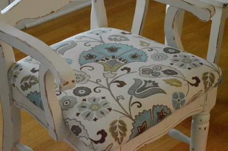 kitchen chairs makeover 18