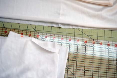 03 DIY ruffled lace slip skirt extender