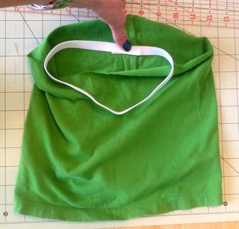 green skirt twinning 005