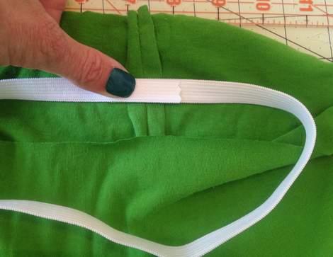 green skirt twinning 006