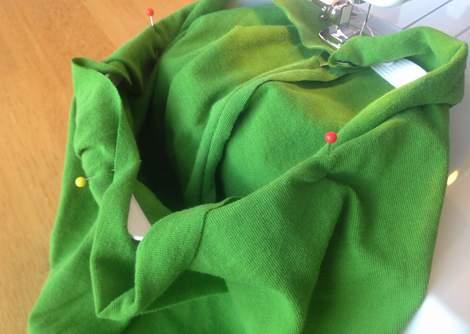 green skirt twinning 008
