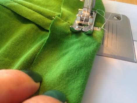 green skirt twinning 009