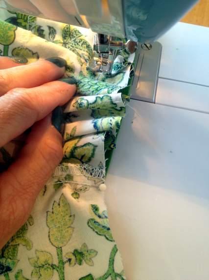 green skirt twinning 016