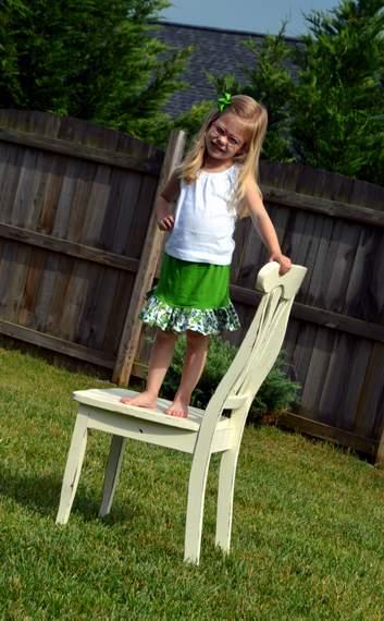 green skirt twinning 017