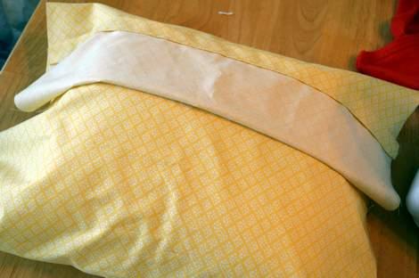 onesie pillowcase monogram applique 03