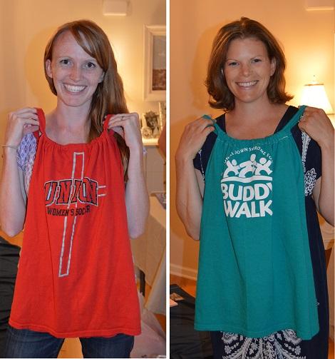 02 neighborhood moms craft night t-shirt to tank