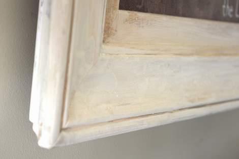 07 foyer painting frame makeover