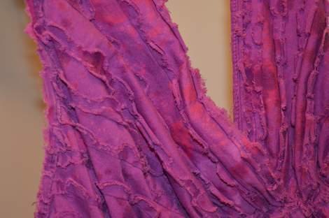bleach splatter dress 03