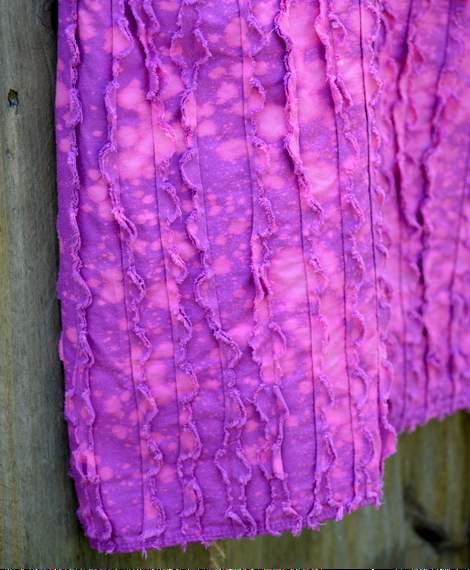 bleach splatter dress 05