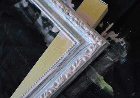 chunky pink frame makeover 04