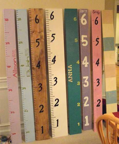 july craft party oversized ruler 15