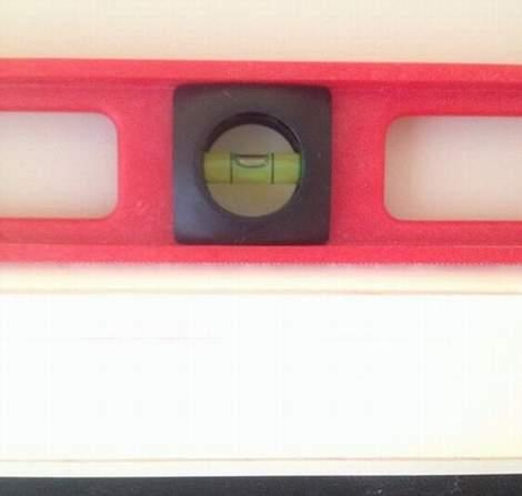 DIY framed mega magnetic chalkboard 20 2