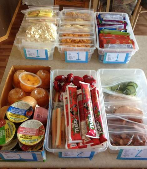 school like a boss 1 rachelle moore pack lunches
