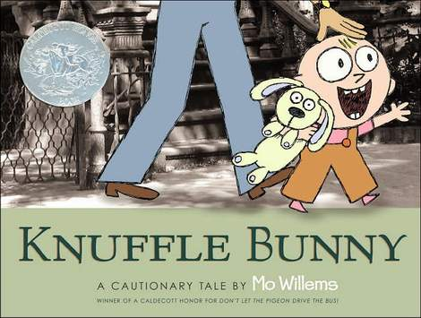 02 Knuffle Bunny book cover