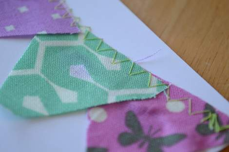 06 heather bailey pennant stationery sewn