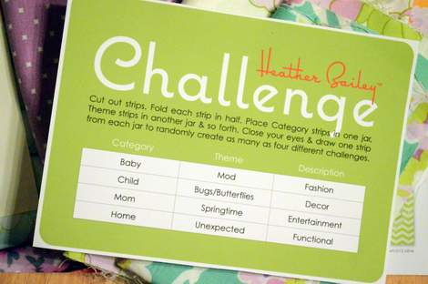 heather bailey challenge 03 categories