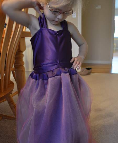 princess birthday purple ball gown dress 16