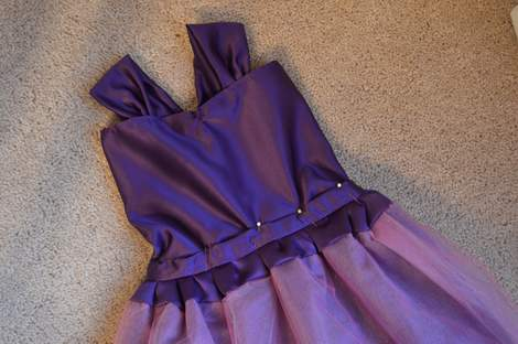 princess birthday purple ball gown dress 19
