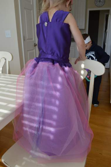 princess birthday purple ball gown dress 31